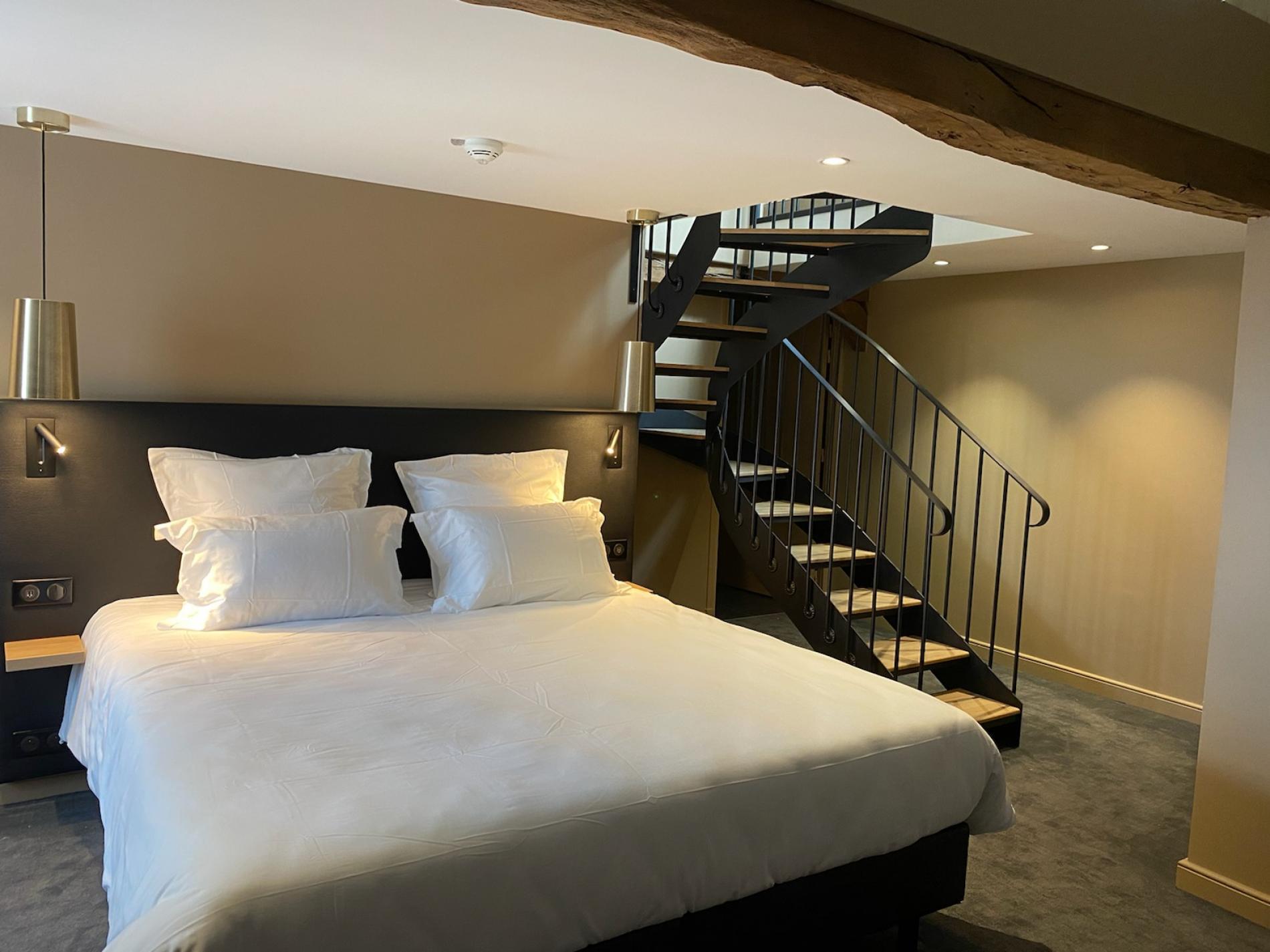 Loysel le Gaucher Montreuil chambre