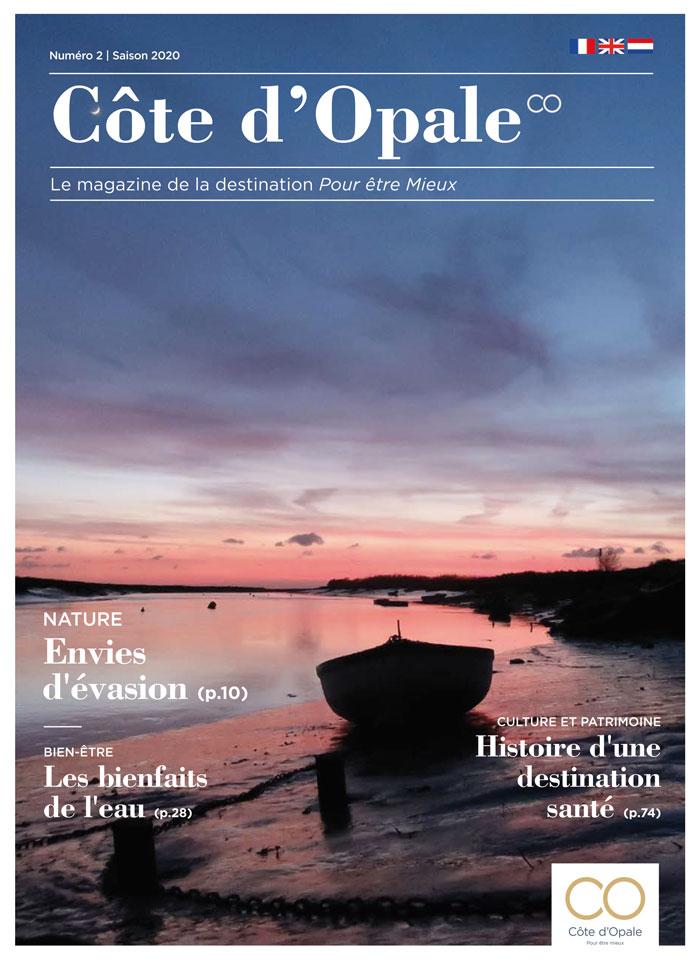 Magazine Côte d'Opale Pour être Mieux n°2