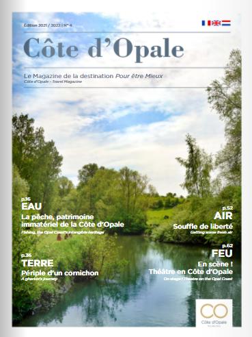 Magazine Côte d'Opale Pour Etre Mieux n°4
