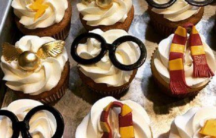 Ateliers de la Grange : Duo parent/enfant «Cup cakes Harry Potter»
