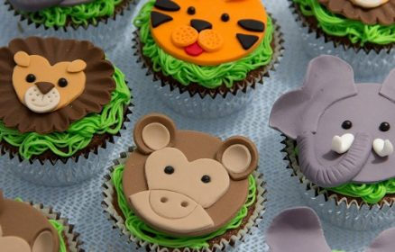 Pâtisserie : Parent-Enfant – Cupcakes « Animaux rigolos »