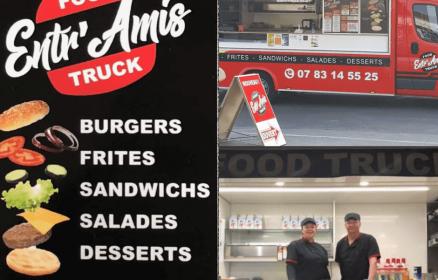 Food Truck Entr'Amis