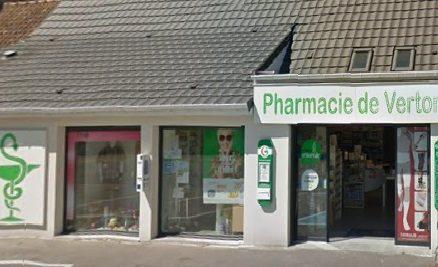 Pharmacie de Verton
