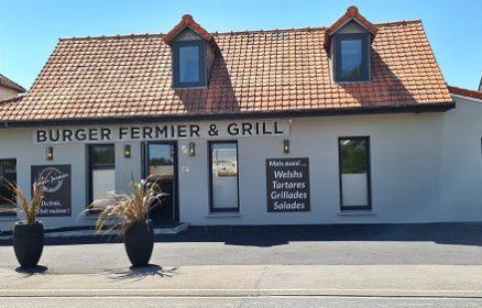 Burger Fermier Des Ménomes