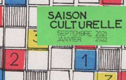 Programme de la Saison Culturelle 2021-2022